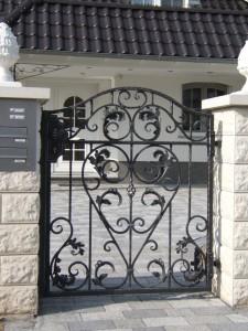 Eingangstor