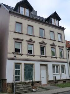 Kunststofffenster - Wohnhaus Zeitz